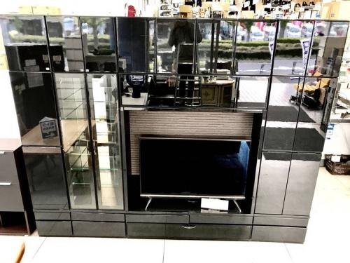 テレビボードの大型