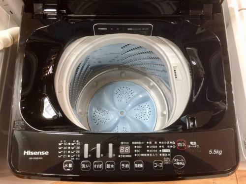 洗濯機のHisense