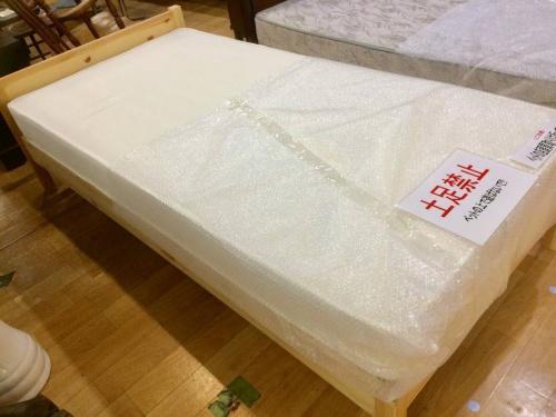 コスパ◎家具のベッド