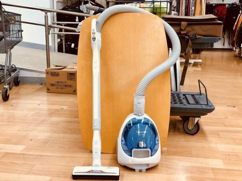 生活家電の掃除機