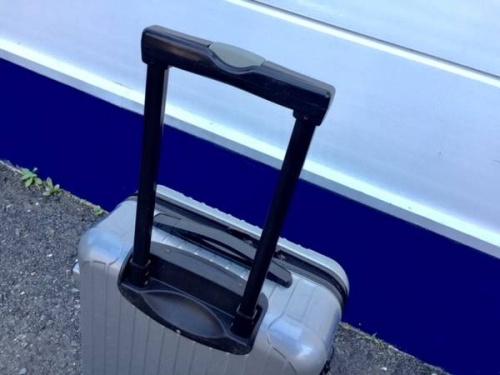 スーツケースの南大沢