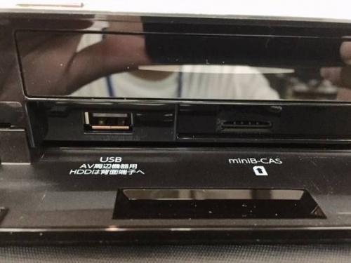 ハードディスクレコーダーのFUNAI
