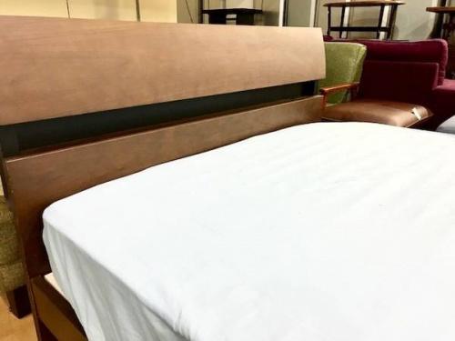 南大沢 家具のベッド