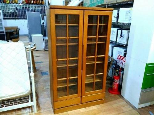 本棚の起立木工