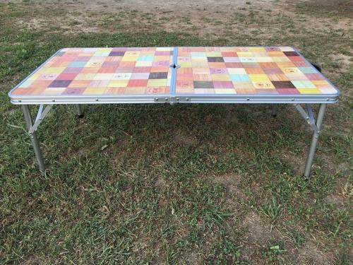 アウトドアテーブルのアウトドア 南大沢