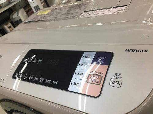 洗濯乾燥機のHITACHI