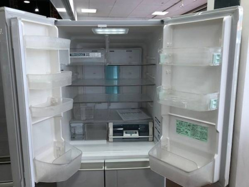 中古冷蔵庫のHITACHI