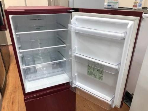 中古冷蔵庫のAQUA