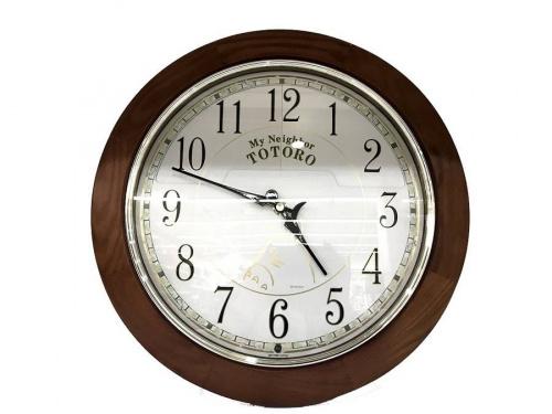 時計のとなりのトトロ