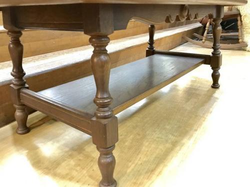 ローテーブルの飛騨産業