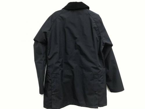 ジャケットのバブアー