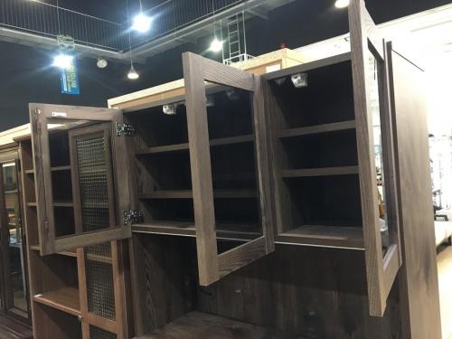 カップボード・食器棚の中古家具