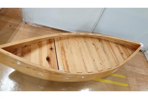 ボートのカヌー