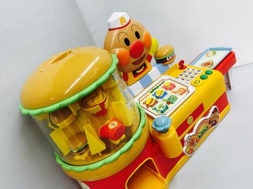 知育玩具のアンパンマン
