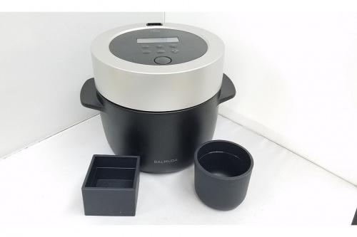 デザインキッチン家電のBALMUDA