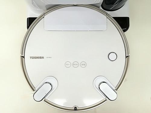 ロボットクリーナーのTOSHIBA