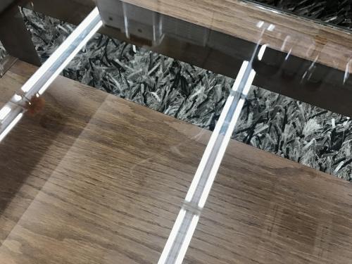 テーブルのLIVING TERRITORY NEST TABLE