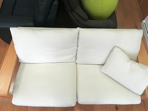 3人掛けソファーのKEYUCA