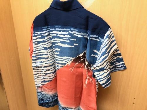 SUN SURF×HOKUSAIの南大沢 八王子 多摩 立川 府中 メンズ衣類 買取