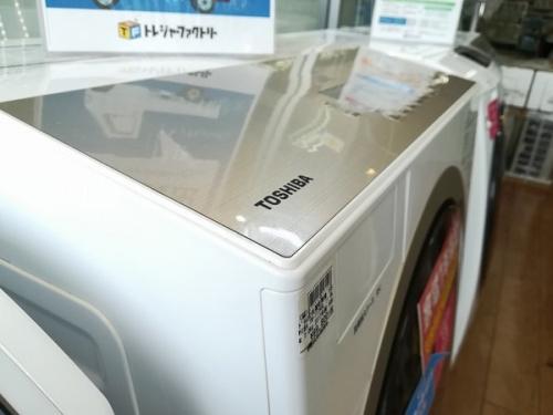 ドラム式洗濯機の南大沢 家電