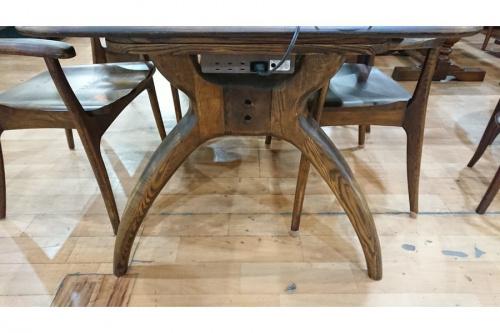 ダイニング テーブルの大塚家具製造