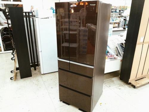 キッチン家電の冷蔵庫 6ドア冷蔵庫