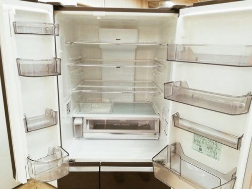 冷蔵庫 6ドア冷蔵庫のPanasonic パナソニック