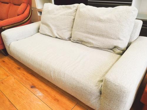 生活家具のソファー 2人掛けソファー カバーリングソファー