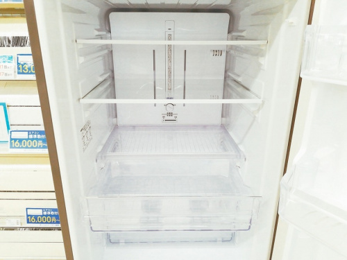 2ドア冷蔵庫 大型冷蔵庫のSHARP シャープ