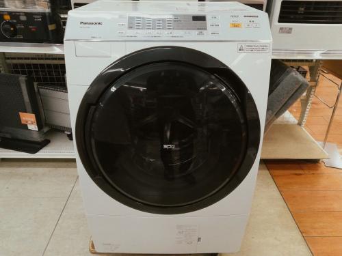 洗濯機 ドラム式洗濯機のPanasonic パナソニック