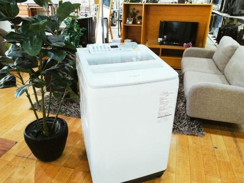 生活家具の洗濯機 トドラム式洗濯機