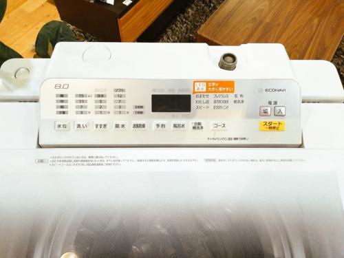 洗濯機 トドラム式洗濯機のPanasonic パナソニック
