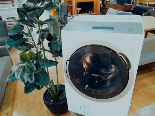 生活家電 洗濯機のドラム式洗濯機 大型洗濯機