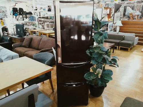 生活家電 冷蔵庫の3ドア冷蔵庫 大型冷蔵庫