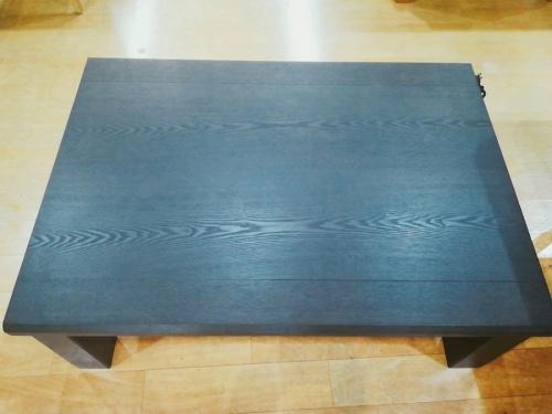 コタツ ローテーブル リビングテーブルのニトリ
