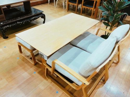 ダイニングテーブル ダイニングセットの無印良品 MUJI