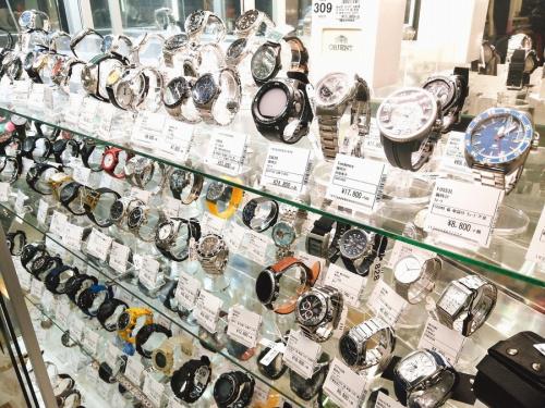 南大沢 八王子 時計 中古の八王子 南大沢 時計 買取
