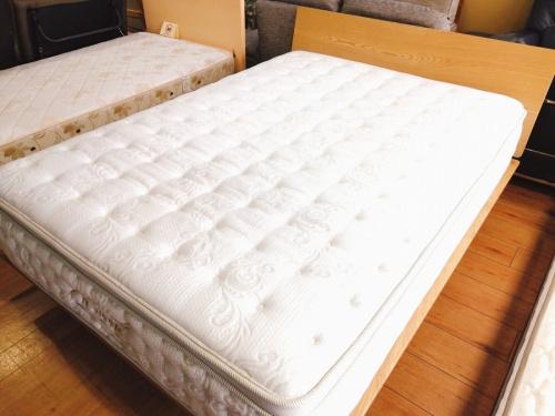 生活家具 ベッドのダブルベッド セミダブルベッド