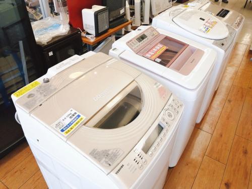 全自動洗濯機 乾燥機 乾燥機能付洗濯機 タテ型洗濯乾燥機 ドラム式洗濯機のTOSHIBA SHARP HITACHI Panasonic