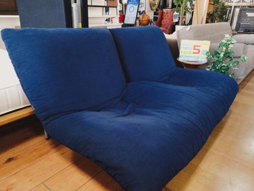 生活家具 ソファーのリクライニングソファー ソファーベッド 2人掛けソファー