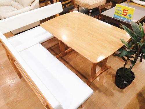 生活家具 ダイニングセットのダイニングテーブル ダイニング3点セット
