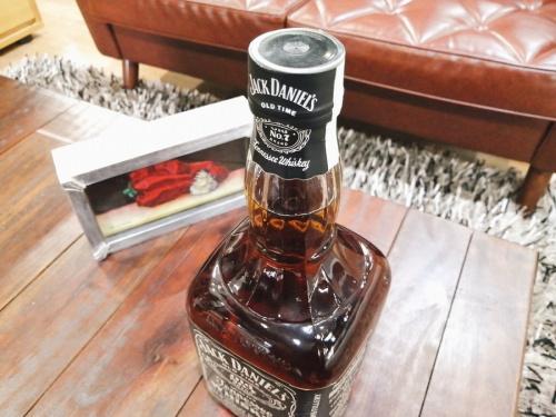 JACK DANIEL`S ジャックダニエルの八王子 南大沢 お酒 買取