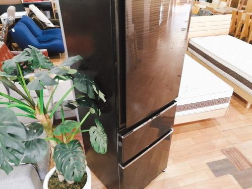 3ドア冷蔵庫 大型冷蔵庫の三菱 MITSUBISHI