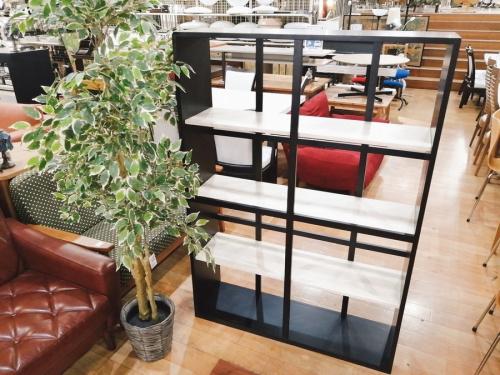 家具 シェルフのオープンシェルフ
