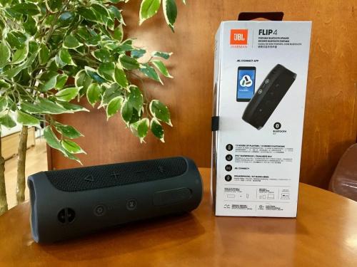 ポータブルスピーカー BluetoothのJBL