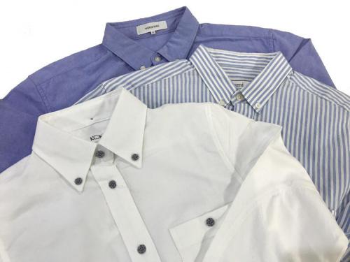 シャツ ブラウスの春物 洋服