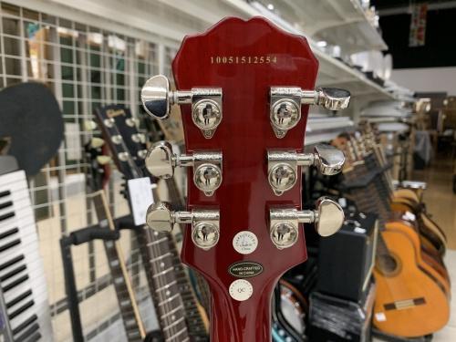 エレキギターのLespaul レスポール