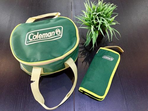 キャンプ用品のCOLEMAN コールマン