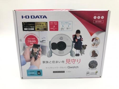 デジタル家電のネットワークカメラ