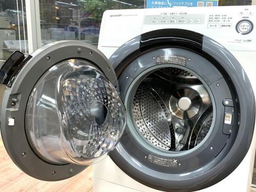ドラム式洗濯機の八王子 南大沢 中古 家電